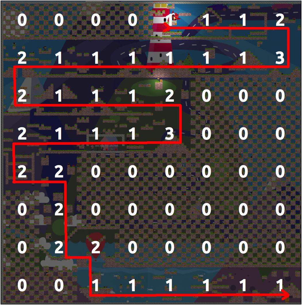 Алгоритмы интеллектуальной автогенерации уровней в iOS игре - Изображение 6
