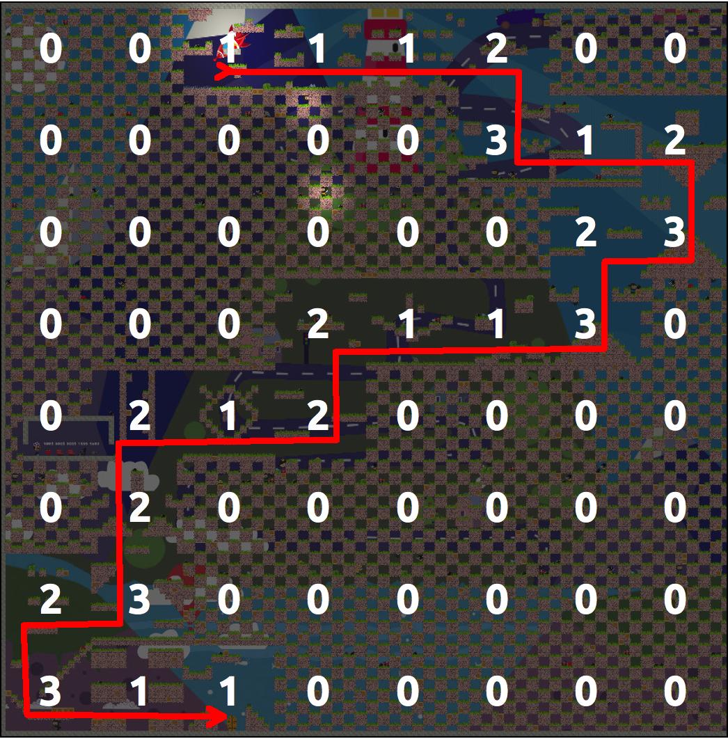 Алгоритмы интеллектуальной автогенерации уровней в iOS игре - Изображение 7