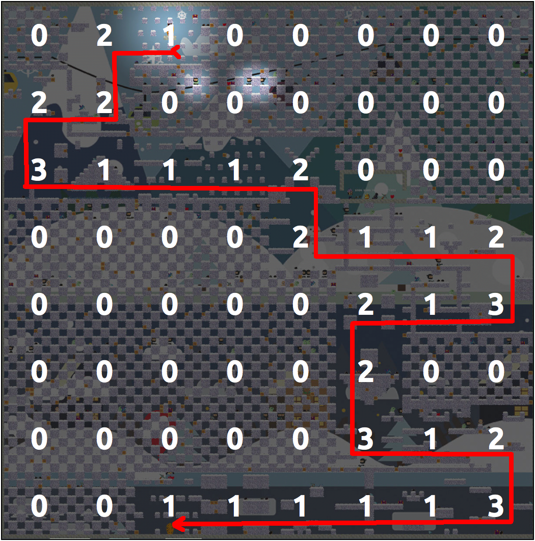 Алгоритмы интеллектуальной автогенерации уровней в iOS игре - Изображение 8