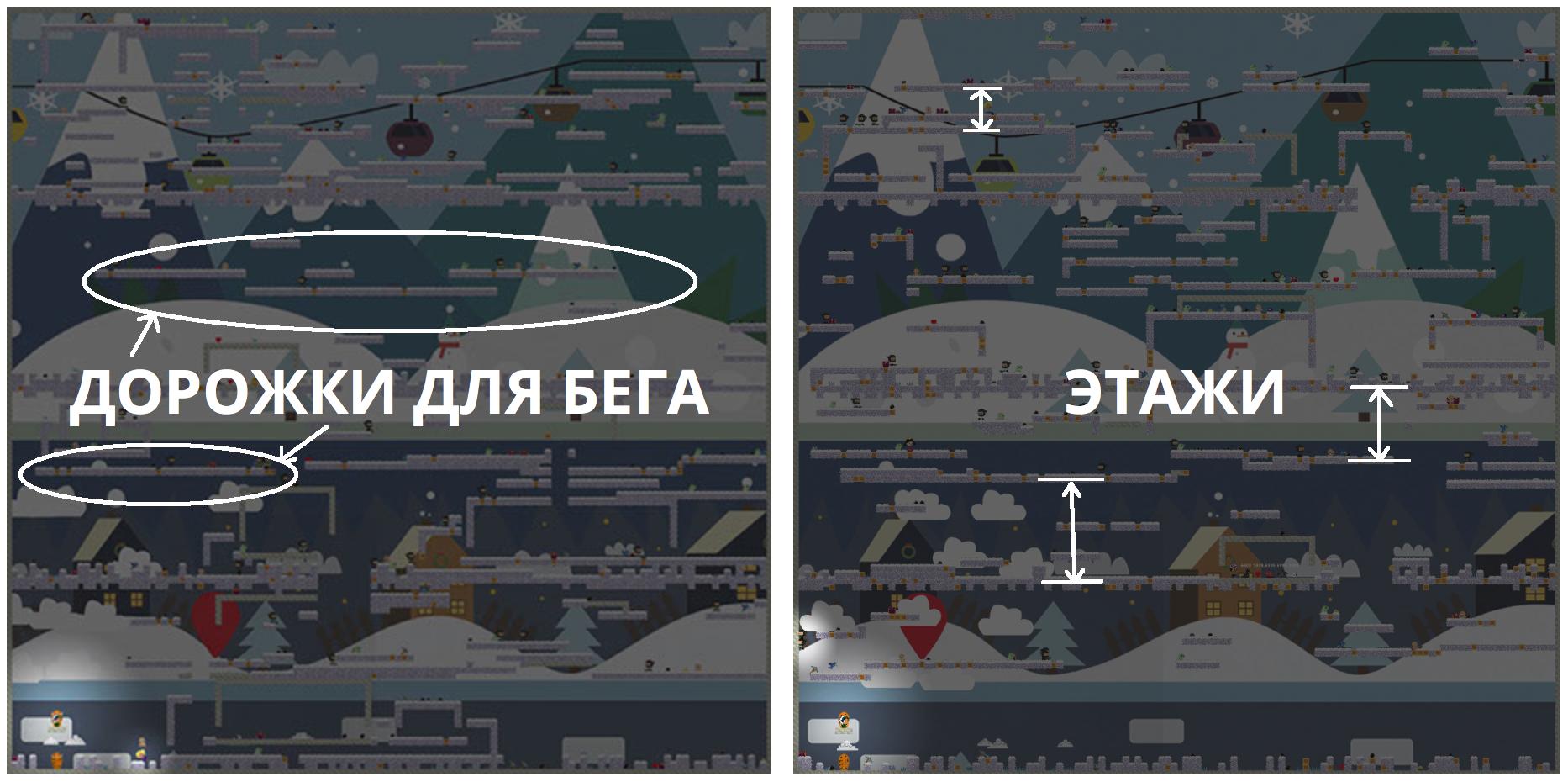Алгоритмы интеллектуальной автогенерации уровней в iOS игре - Изображение 3