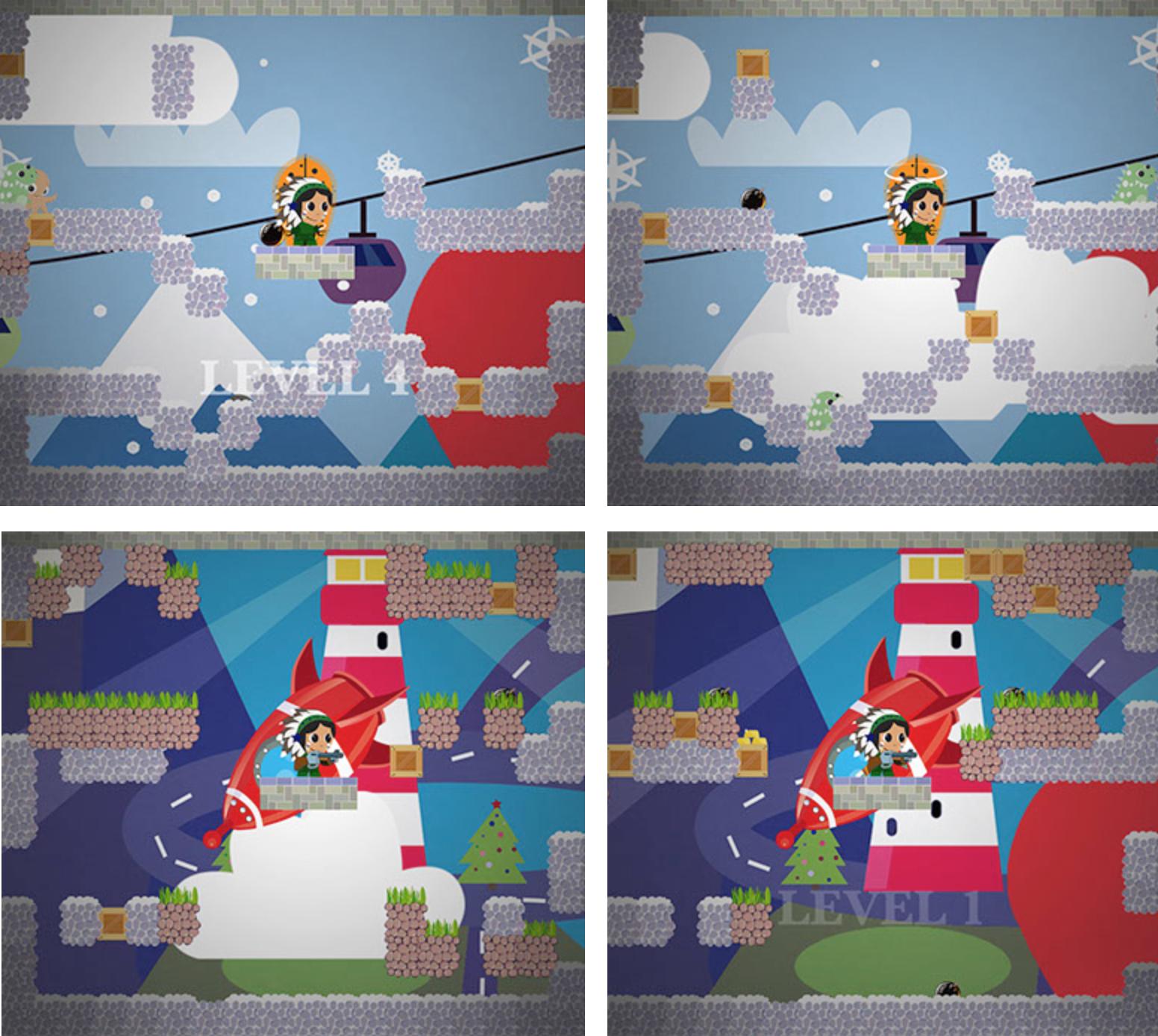 Алгоритмы интеллектуальной автогенерации уровней в iOS игре - Изображение 12
